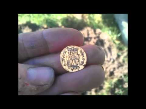 Gold coin of Maximus