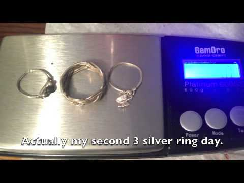 Metal Detecting Etrac – First Gold of 2014