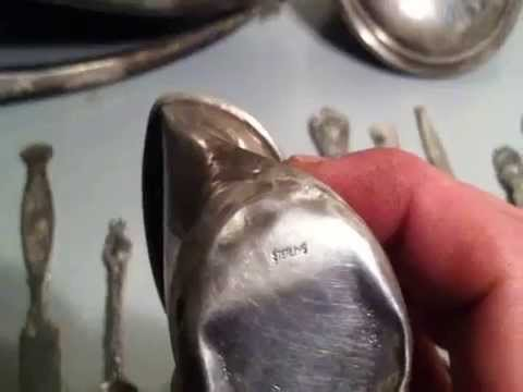 Metal Detecting- Show&tell Silver Hoard and Large Cents